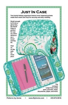 Just in Case by Patterns by Annie