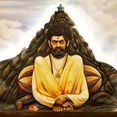 Saints Of India, Swami Samarth, God Pictures, Shiva, Princess Zelda, Masters, Fictional Characters, Image, Master's Degree