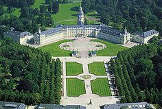 Karlsruhe Palace, Karlsruhe (Germany)  Lived here 2yrs in the home of Frau Diesl.