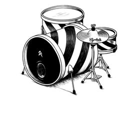 Die 37 besten Bilder von Schlagzeug | Schlagzeug, Trommel
