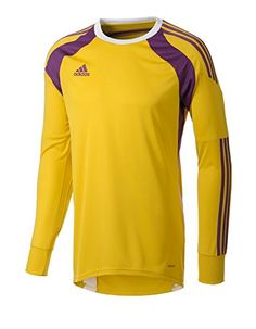 2f11bd81fff Adidas Onore 14 Goalkeeper Jersey Yellow, Purple, White, Men's Large adidas  http: