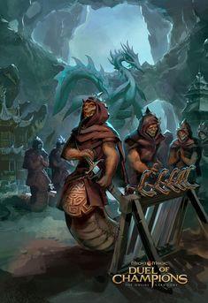 Dungeon Boss, Greek Mythological Creatures, Fantasy Monster, Ben 10, Monster Girl, Snakes, Live Action, Mythology, Fantasy Art