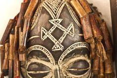 máscara de Xangô