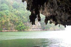 Cueva en los Haitise