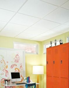 Ceilings and Ceiling Tile Systems by Armstrong : Sahara