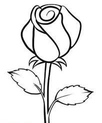 Hasil Gambar Untuk Mewarnai Gambar Dengan Gambar Sketsa Bunga