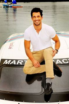 """Photo: By @davidgandy_official """"Amazing 100 mph ride yesterday on the fastest boat of the moment..."""