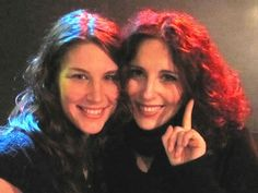 MARCELA BOVIO and CHARLOTTE WESSELS