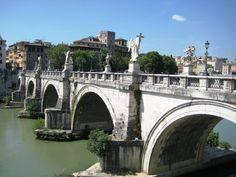 Rome- near Vatican City