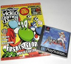 Shared by retrogamegeeks #retrogames #microhobbit (o) http://ift.tt/1RaPoIx AND VIDEOGAMES No 197: YOSHI'S STORY and ALUNDRA get reviewed in this issue and the front cover is so great and even mentions the soon to be released Resident Evil 2 by Capcom... Another superb issue of the world's first computer games magazine. #retrogaming #magazine #cvg #retrogamegeeks #rgg #Nintendo #ninstagram #playstation #alundra #rpg  #retro #yoshi #ps1 #n64 #videogames #gamestagram #games #gamers #gaming…