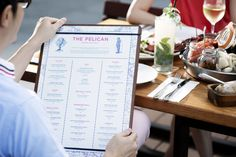 20 Impressive Restaurant Menu Designs