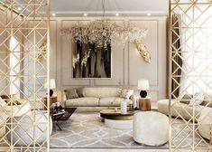 Living Room Decor Tips, Living Room Interior, Living Room Designs, Interior Livingroom, Home Living, Luxury Living, My Living Room, Elegant Living Room, Living Room Modern