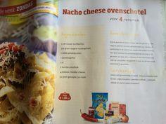 Nacho cheese ovenschotel - Sonja Bakker