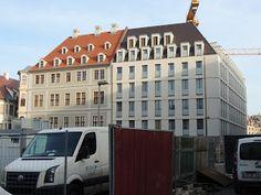 Dresdner-Bauten.de: Neumarkt-Impressionen 23.11.2016
