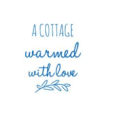 A cottage warmed with love~