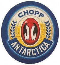 Antarctica bolacha de chopp Chopp Antarctica