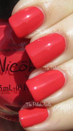 Nicole by OPI Kardashian Kolors CVS Exclusives for Spring 2012 ~ Strike A Pose
