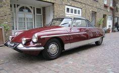 1965 Citroen DS19 Coupe Le Dandy via CarAndClassic