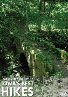 Iowa's Best Hikes: Dolliver Memorial State Park | Iowa DNR