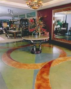 Concrete Floors - Sacramento, CA - Photo Gallery - The Concrete Network