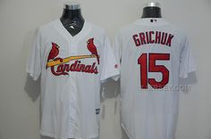 http://www.xjersey.com/cardinals-15-randal-grichuk-white-new-cool-base-jersey.html Only$35.00 CARDINALS 15 RANDAL GRICHUK WHITE NEW COOL BASE JERSEY #Free #Shipping!