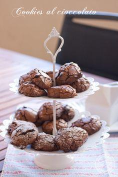 Biscotti al cioccolato fantastici!