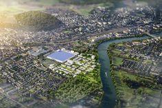 Visuals - Riverside - Projects - KCAP