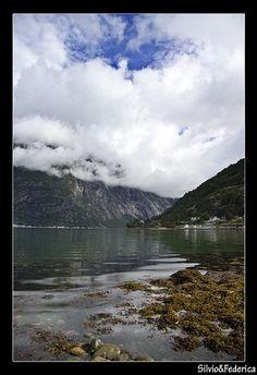 Eidfjord, Hardanger, Norway. By Silvio, via Flickr