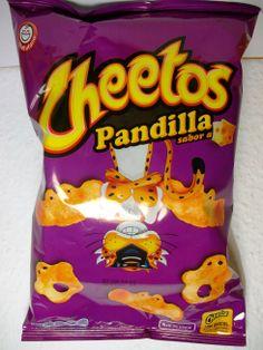 Cheetos pandilla