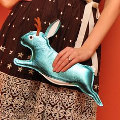 jackelope purse