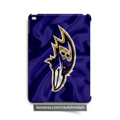 Baltimore Ravens Ruffles Silk iPad Air Mini 2 3 4 Case Cover