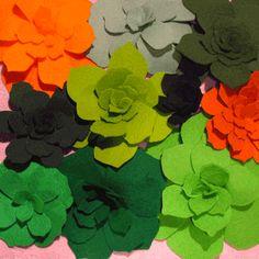 """Detail. """"Cactus"""" (Aeonium arboreum) by Tacirupeca // Detalle. """"Cactus"""" (Aeonium arboreum) de Tacirupeca"""