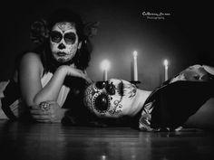 Models: Sunnie Elizabeth and Maria Lizarraga Photographer: Catherine Duran Makeup Artist: Yasmine Quaill