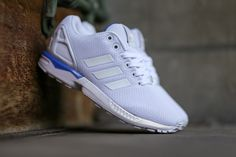 "#adidas ZX Flux ""White & Bluebird"" #sneakers"