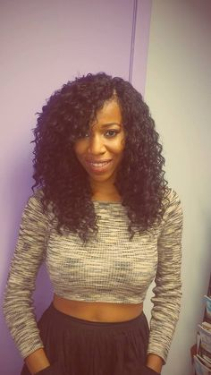 Crochet Hair You Can Swim In : ... Crochet Braids on Pinterest Crochet Braids, Kanekalon Hair and