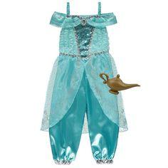 Disney Prinsessa Jasmine naamiaisasu