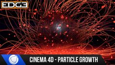 Cinema 4D Tutorial - Particle Outgrowth Effect HD In this Cinema 4D Tutorial, Eugene will go over creating an outgrowth effect, where ivy-like patterns are being generated with particle path tracin...