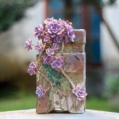 Air Plants, Potted Plants, Succulent Pots, Planter Pots, Cactus, Ceramic Plant Pots, Exotic, Etsy Seller, Korean