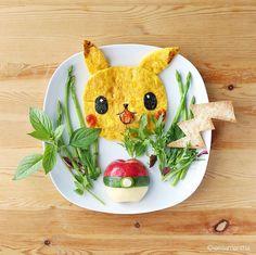 Kid Food Art Pictures | POPSUGAR Moms