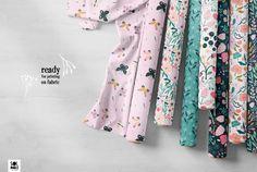 Summer Garden, Kimono Top, Floral, Tops, Women, Fashion, Moda, Fashion Styles, Flowers
