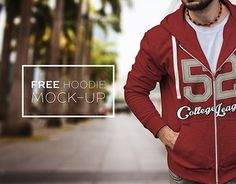 """Check out new work on my @Behance portfolio: """"Free Hoodie Mock-Up"""" http://be.net/gallery/58837839/Free-Hoodie-Mock-Up"""