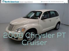 Car of the day 2008 Chrysler PT Cruiser with 83,881 miles for $4,791