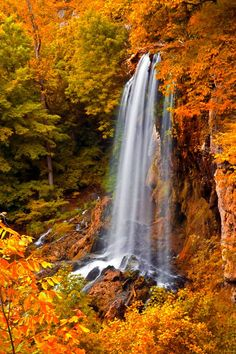 *Falling Springs falls - California.*