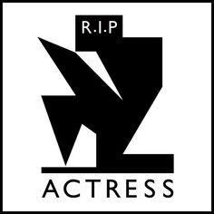 Actress – R.I.P. (2012; Honest Jon's, Reino Unido)