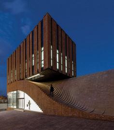Stunning Brick Architecture Inspiration (10)