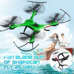 JJRC H31 2.4G 4CH 6-Axis Gyro RC Drones Met Headless Modus Een Sleutel Terugkeer Hoge Prestaties Waterdicht RC Quadcopter