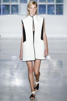 See the Zero + Maria Cornejo Spring 2015 collection on Vogue.com.
