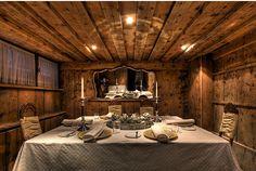 Michelin Restaurant La Stua De Michil in Corvara
