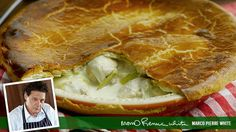 Hands up if you'll be having Marco's Chicken and Leek pie for dinner tonight!