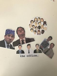 The office stickers 2